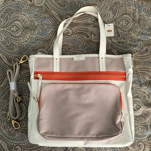 NWT Fossil Ivy Tote